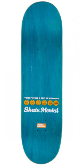 Skate Mental Shane O'Neill Going Places Skateboard Complete - 8.06""
