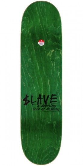 Slave All Together Skateboard Complete - Navy/Orange - 8.5""
