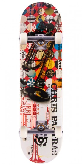 Stereo American Pastras Skateboard Complete - 8.25""