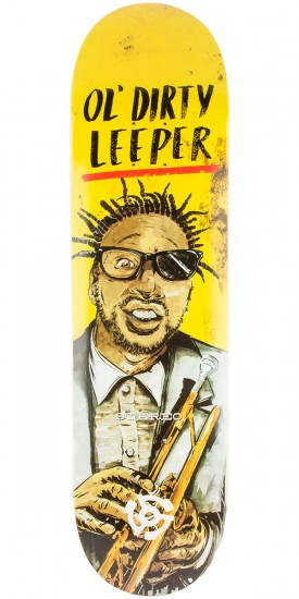 Stereo Ol' Dirty Leeper Skateboard Deck - 8.3""