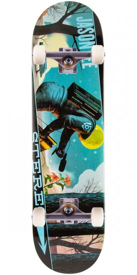 Stereo Sound Space Lee Skateboard Complete - 8.375""