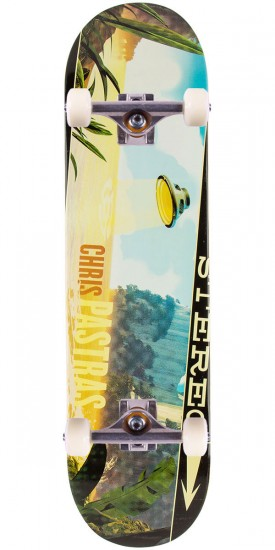 """Stereo Sound Space Pastras Skateboard Complete - 8.125"""""""
