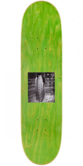 The Killing Floor Black Magic Skateboard Complete