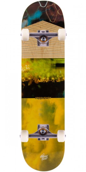 """The Killing Floor Frequency Team Skateboard Complete - 8.0"""""""
