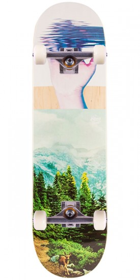 The Killing Floor Into the Void Skateboard Complete - 8.18""
