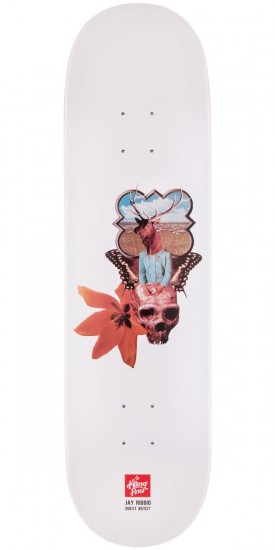 The Killing Floor Jay Riggio Guest Skateboard Deck - 8.38""