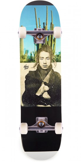 The Killing Floor Samurai Skateboard Complete - 8.00""