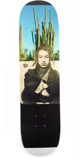 The Killing Floor Samurai Skateboard Deck - 8.00""