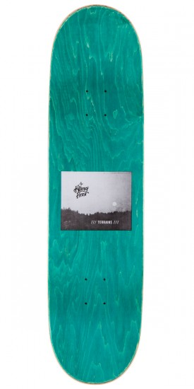 The Killing Floor Terrain 1 Skateboard Deck - 8.5""