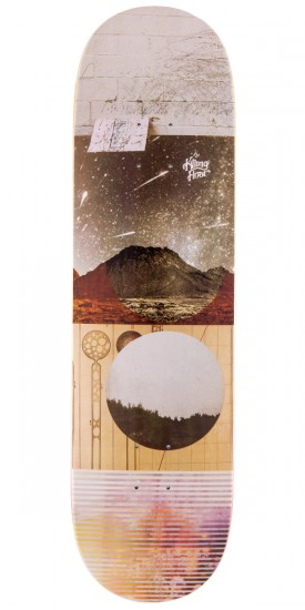 The Killing Floor Terrain 2 Skateboard Deck - 8.5""