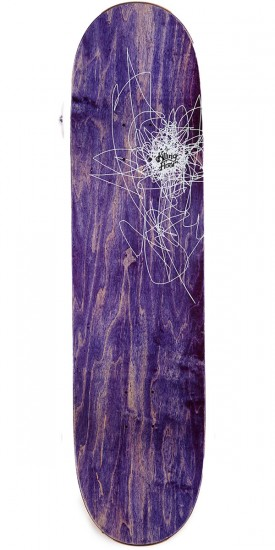 The Killing Floor Tulips Skateboard Deck - 8.25""