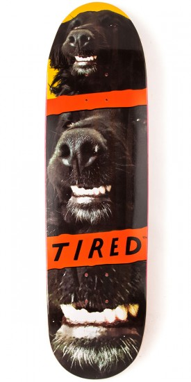 Tired Dog Board on Deal Skateboard Deck - 8.75""
