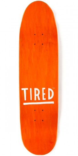 Tired Dog Board on Deal Skateboard Complete - 8.75""