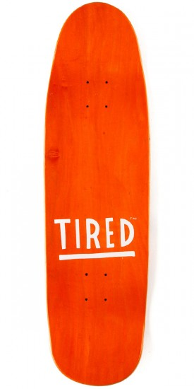 Tired Dog Board on Sigar Skateboard Deck - 9.25""