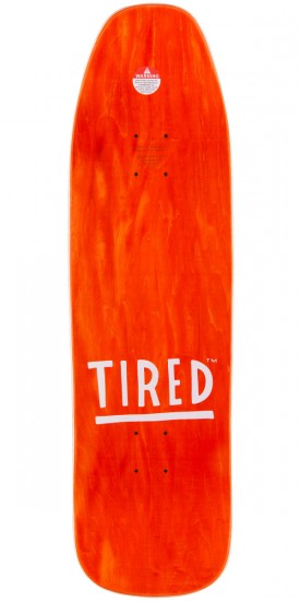 Tired Duck Skateboard Deck - 9.00""
