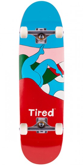 Tired Dunes on Deal Skateboard Complete - 8.50""
