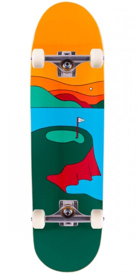 Tired Golf Skateboard Complete - 8.75""