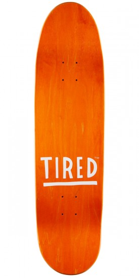 """Tired Neinth Life on Deal Skateboard Deck - 8.75"""""""