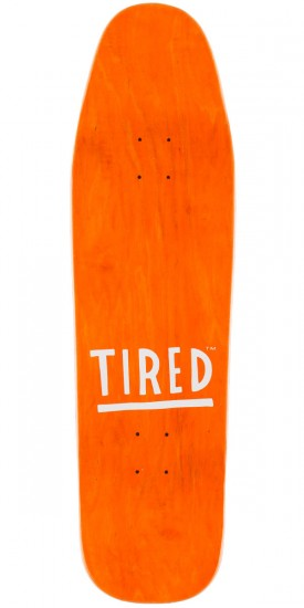 Tired Obese Mouse on Wanderer Skateboard Deck - 9.25""