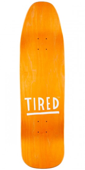 Tired Pushing Sequence on Stumpnose Skateboard Deck - 9.00""