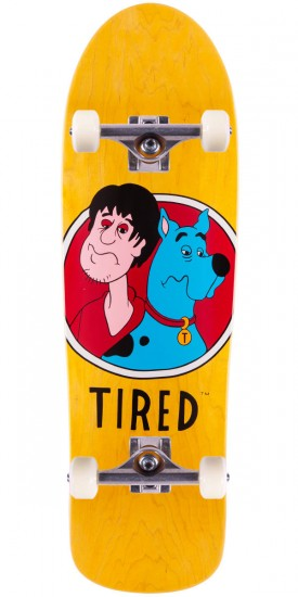 """Tired Scrooby Skateboard Complete - 9.50"""""""