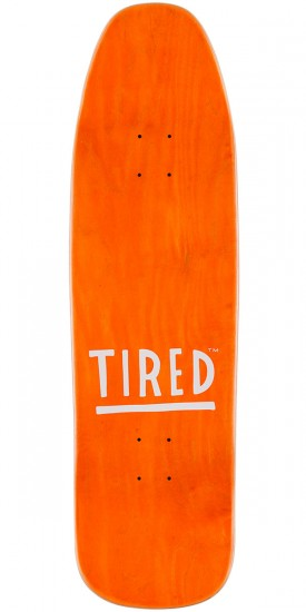 Tired Dumpster Diving Skateboard Complete - 9.19""