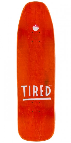Tired Sleeping Beauty Skateboard Deck - 9.0""
