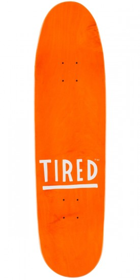Tired Sleeping Dog on Deal Skateboard Complete - 8.5""