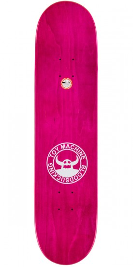 """Toy Machine Angry Turtle Face Skateboard Deck - 8.0"""""""