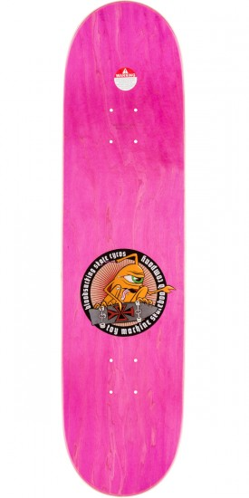 Toy Machine Bennett Goth Girl Skateboard Deck - 8.25""