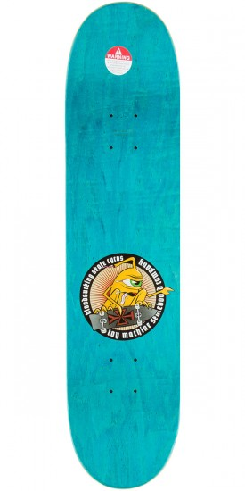 Toy Machine Bennett Let's Dock Skateboard Complete - 7.875""