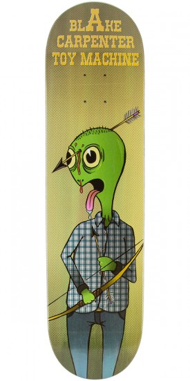Toy Machine Blake TB Arrow Skateboard Deck - 8.25""