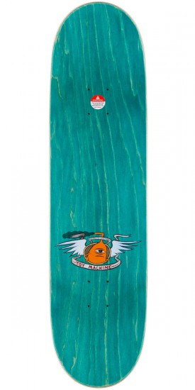 Toy Machine Daniel Lutheran Vision Quest Skateboard Complete - 8.50""