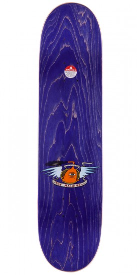 """Toy Machine Dead Vice Monster Skateboard Complete - Purple Stain - 8.0"""""""