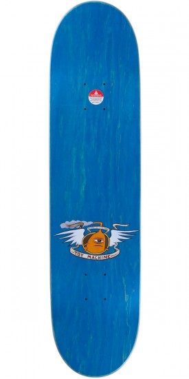 Toy Machine Fists Skateboard Complete - Blue - 7.75""