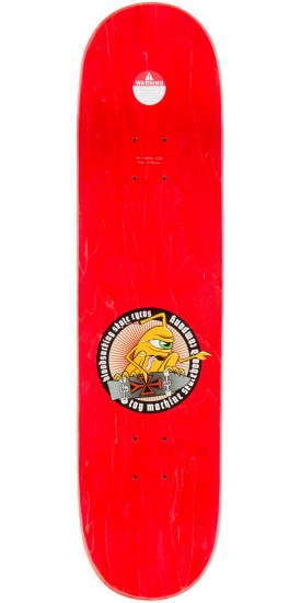 Toy Machine Harmony Dead Mouse Skateboard Deck - 8.125""