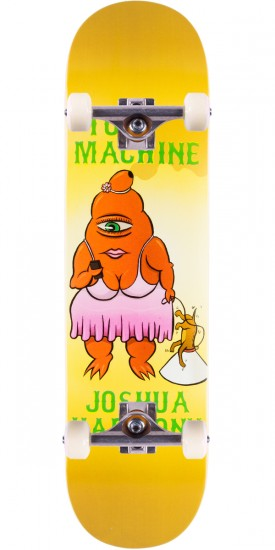 """Toy Machine Harmony Fat Sect Skateboard Complete - 8.25"""""""