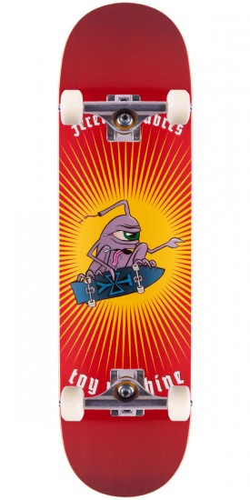 Toy Machine Jeremy Leabres Skate Cycos Skateboard Complete - 8.5""