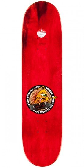 Toy Machine Leabres Face Melt Skateboard Complete - 8.25""