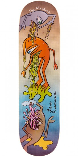 Toy Machine Leo Romero Barfers Skateboard Deck - 8.375""