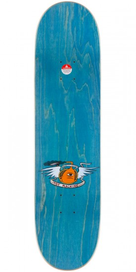 Toy Machine Matt Bennett Robot Sect Skateboard Deck - 8.25""
