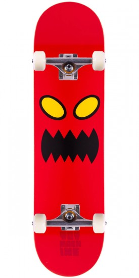 Toy Machine Monster Face Skateboard Complete - 8.0""