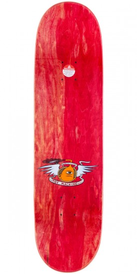 Toy Machine Monster Skateboard Deck - Red Stain - 7.75""