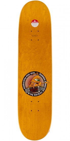 Toy Machine OG Robot Skateboard Deck - 8.00""