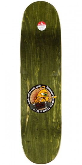 Toy Machine Provost Face Melt Skateboard Deck - 8.50""