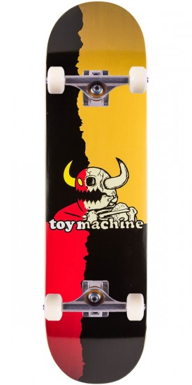 Toy Machine Rip Torn Monster Skateboard Complete - 8.5""