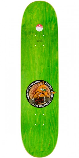 Toy Machine Romero Drunk Sect Skateboard Complete - 8.0""