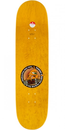Toy Machine Romero Sword II Skateboard Deck - 8.5""