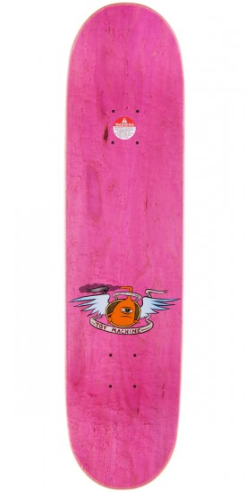 Toy Machine Toy Division Skateboard Complete - White - 8.0""