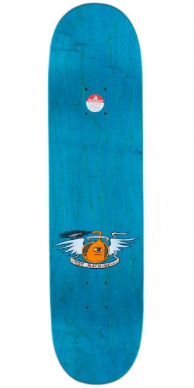 Toy Machine Dead Vice Monster Skateboard Deck - Blue - 8.00""